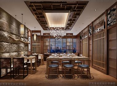 上海 海贼王主题餐厅   花万里设计