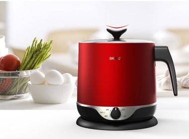 德腾优秀电煮锅设计案例推荐系列,专业的家电设计公司