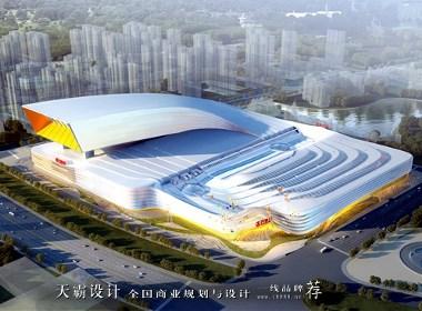 """广州万达茂""""丝绸""""设计主题:商业空间与地域文化属性完美融合"""