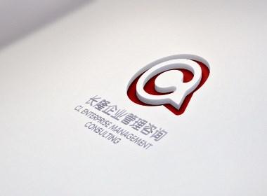 长隆企业管理咨询品牌标志设计