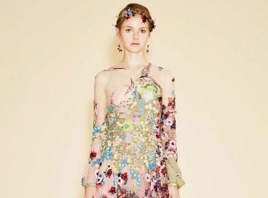 仙女晚礼服设计