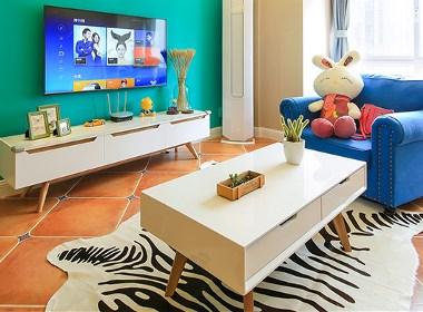 北欧风格-彭女士美宅-Nordic style-Ms. Peng's Home