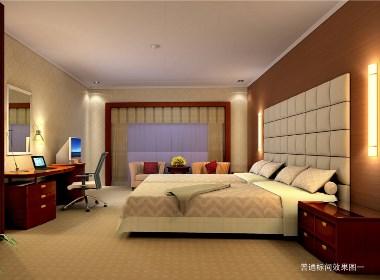 【天地人精品酒店】-常州酒店设计|常州酒店装修