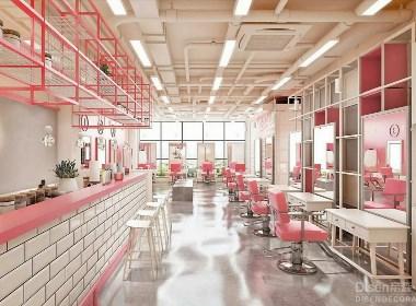 【奇曼发型】-常州美发店设计公司|常州美发店装修公司