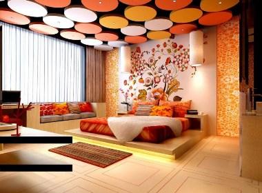 ★包头精品酒店设计,主题酒店设计,酒店设计效果图