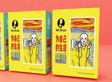 mr.bean包装设计 | 商业包装设计