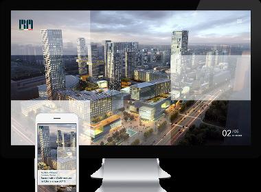 Flow Asia为睿琪马克建筑设计咨询有限公司提供网站建设