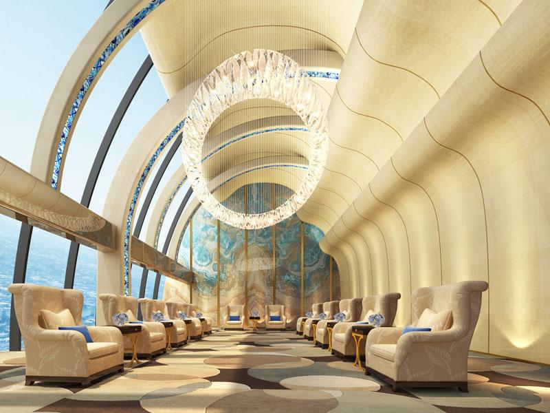 杭州金沙半岛酒店设计