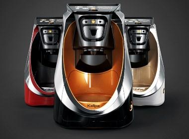 自动咖啡机设计方案
