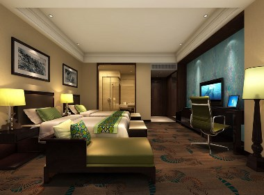 【和逸精品】-扬州酒店装修|扬州酒店设计