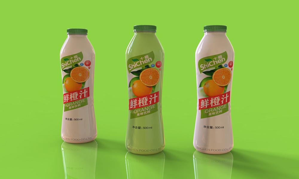 果汁饮品包装设计