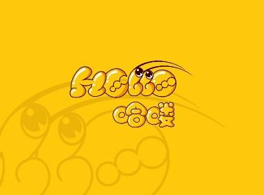 卡通logo设计餐饮小龙虾