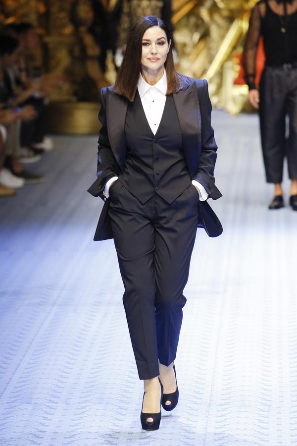 Dolce & Gabbana 2019春夏系列男装秀