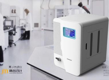 医疗离子色谱仪工业设计