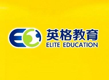 英格教育品牌logo