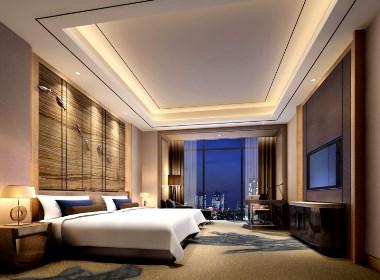 【铂尔曼】-扬州酒店设计|扬州酒店装修