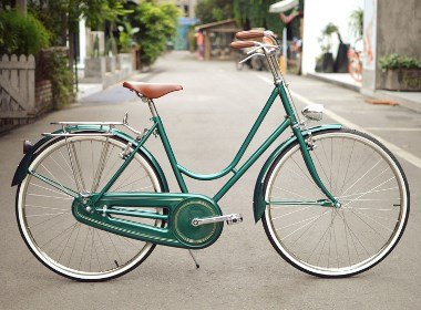 largestone女士复古自行车