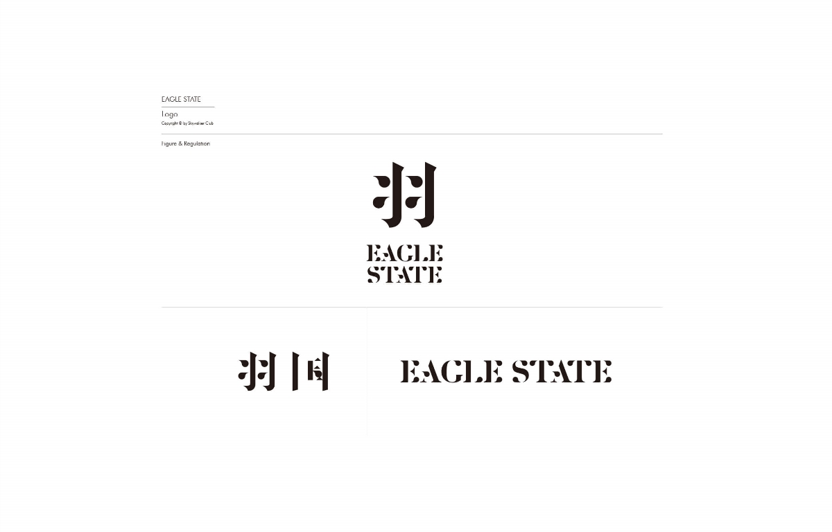 MOOMAD魔美设计|Eagle State 羽国·摩托车俱乐部视觉设计