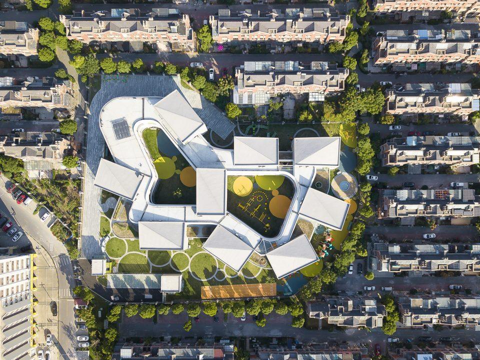 上海幼儿园装修设计丨幼儿园设计公司丨幼儿园设计丨图片