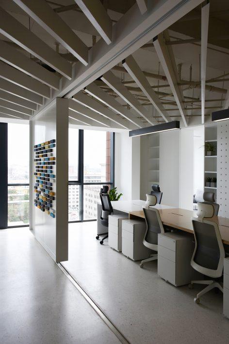 北京办公室设计,办公室装修设计,创意办公空间设计