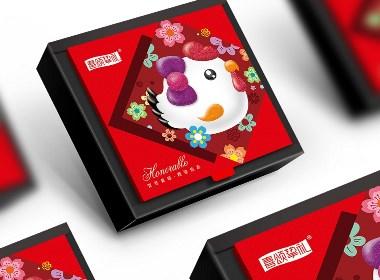 喜颂挚礼诞生礼盒包装设计提案——维码品牌策划