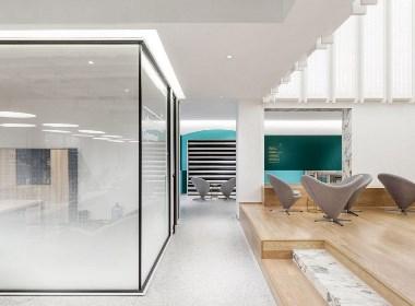 上海办公室装修,创意办公空间设计,办公室设计效果图