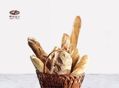 吕逸少 | 摩菲面包品牌设计