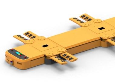 扇式 -伸缩智能泊车机器人设计