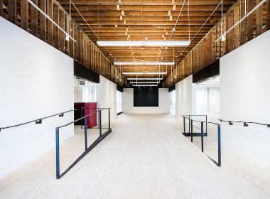 北海办公室装修丨创意办公空间设计丨办公室设计效果图