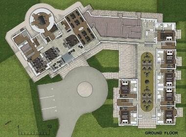 湛江主题酒店设计丨酒店设计案例丨酒店设计公司