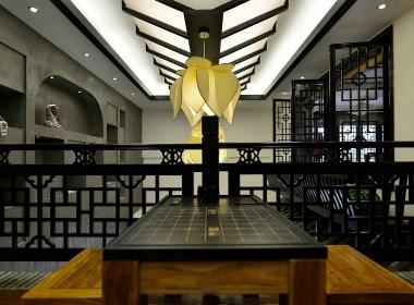 【雨僧茶楼】—武汉专业茶楼设计公司/宜昌专业茶楼设计公司/襄阳专业茶楼设计公司
