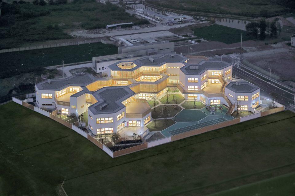 上海幼儿园v幼儿幼儿_幼儿园室内设计_电梯建筑设计无机房案例注意应该什么图片