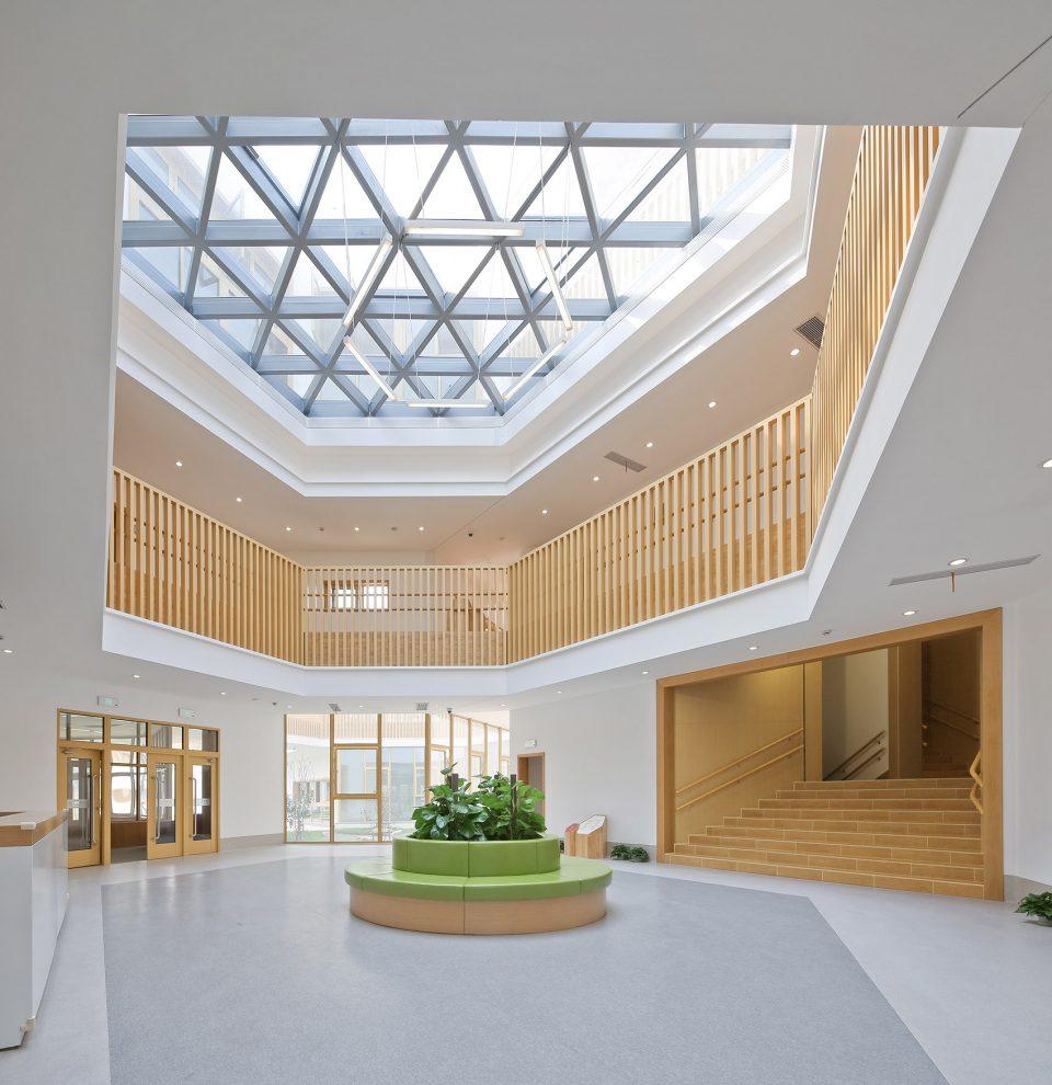 上海幼儿园v案例案例_幼儿园室内设计_幼儿建筑设计院分几级图片