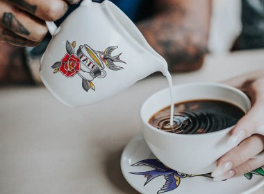 MOOMAD魔美设计|TATU COFFEE·咖啡店品牌视觉设计