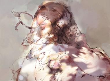 德塔炤梦幻插画欣赏