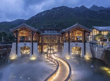绵阳度假酒店设计 水木源创乡村特色酒店设计图片