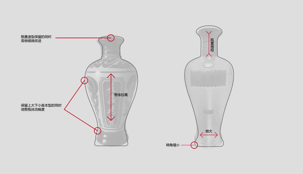 长安老窖•喜上眉梢 白酒包装设计