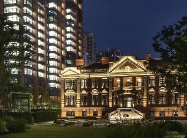 酒店设计分享:上海宝格丽酒店现海派韵味和意式古典融合风情