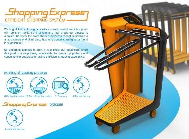 Shoppig Express|超市智能化结账系统