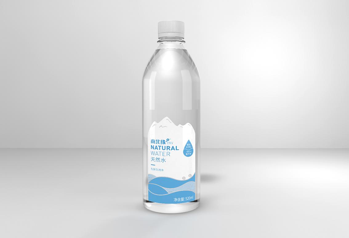 南北缘天然水品牌升级,by-毒柚