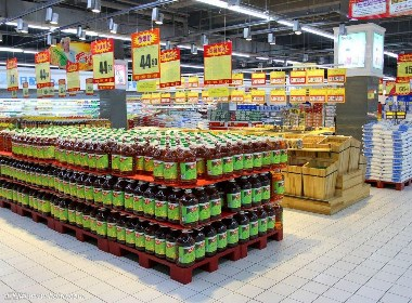 成都超市装饰公司/成都超市装修/成都超市设计