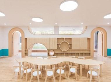 上海幼儿园设计公司丨幼儿园装修设计丨 幼儿园设计规范