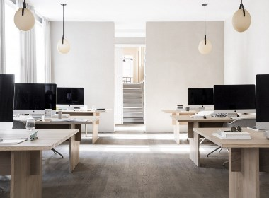 郑州办公室装修丨小面积办公室设计丨办公室设计效果图