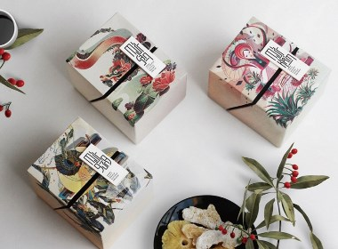晨狮设计观点丨神话人物在食品包装设计中的应用