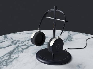 无线充电器耳机
