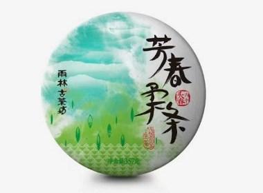 雨林古树茶 普洱茶 云南 特色 特产 茶文化