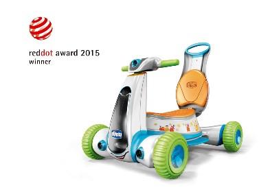 Chicco Ride On|多功能儿童玩具车