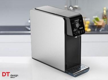 安置一台小巧过滤型饮水机畅所欲饮,德腾工业设计