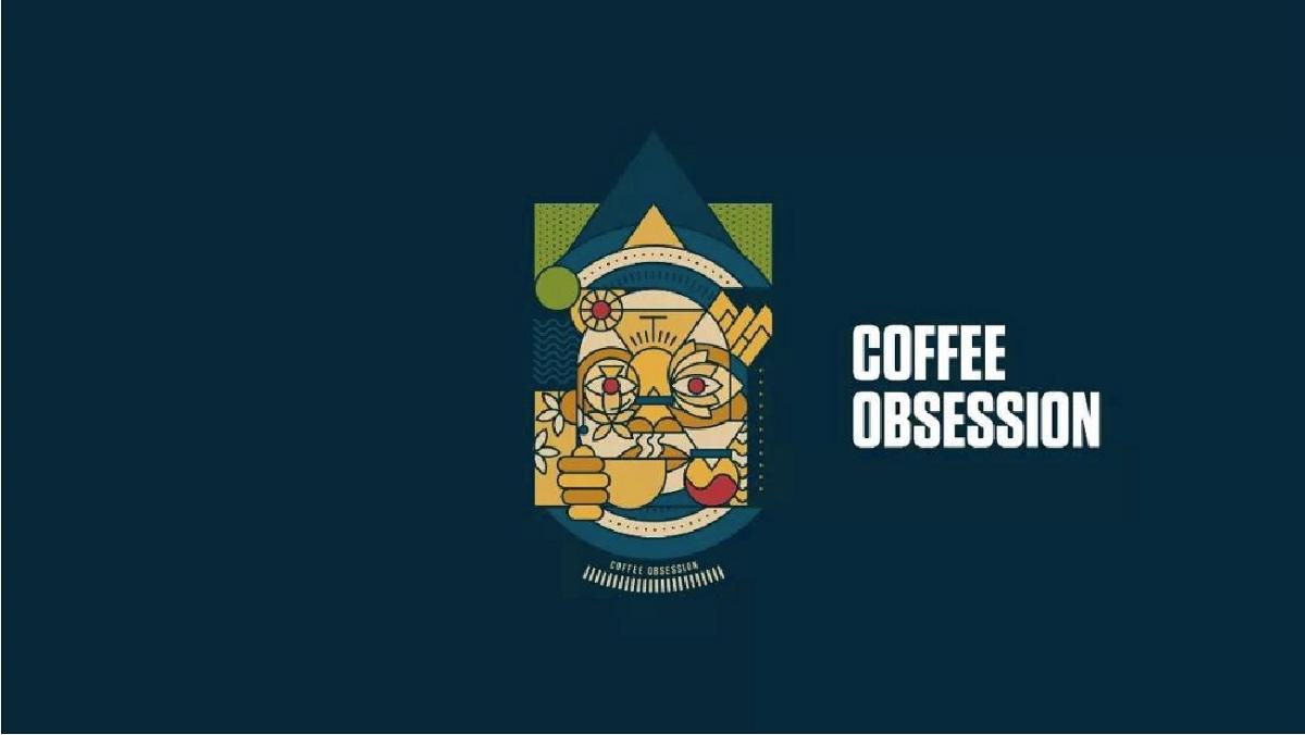 晨狮设计观点  丨  趣味插画咖啡包装设计