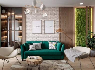 现代风格住宅--欧模网设计头条